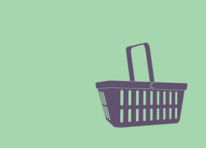 consumer shopping basket